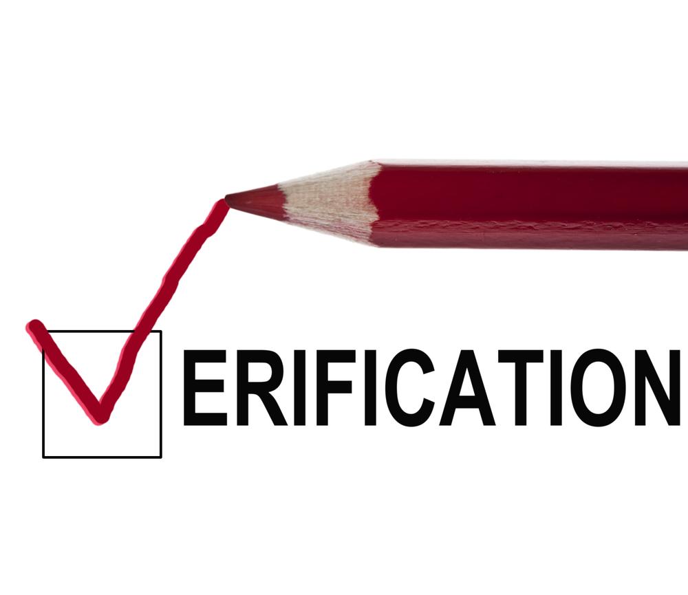 Image result for verification